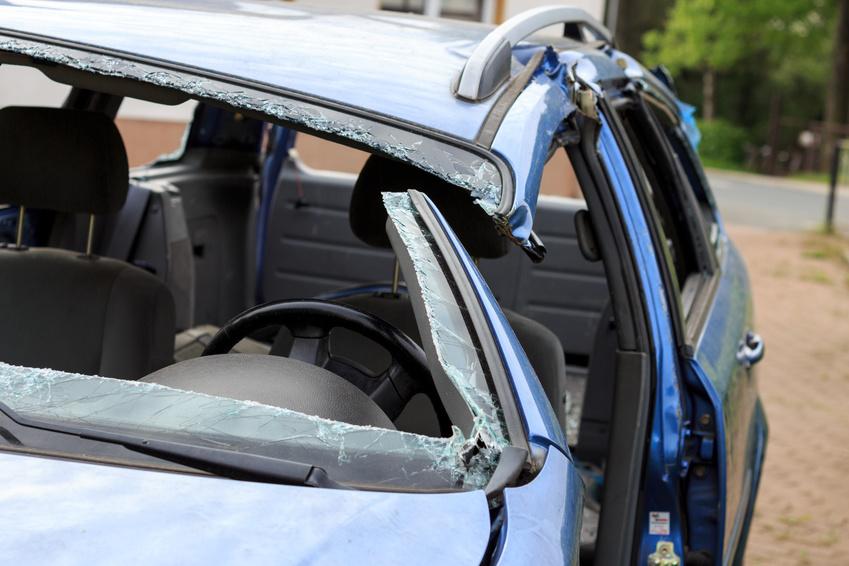 Total Schaden - Autoentsorgung Düsseldorf